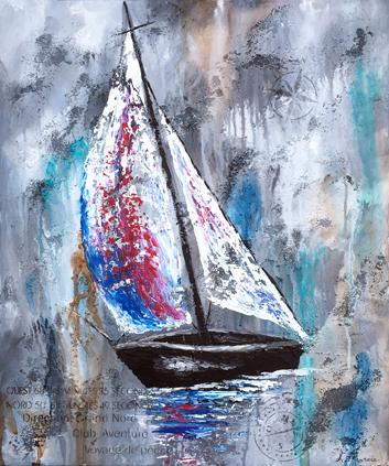 # 121 Expédition en mer par Isabelle Maurais