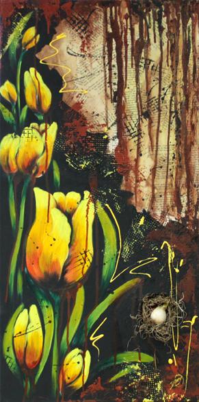 # 138 L'éclat de vie par Dany Drolet