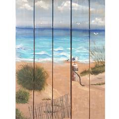 # 152 Mon bord de mer par Liette Léonard