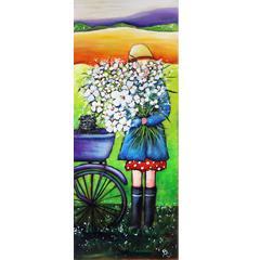 # 120 Bouquet de bonheur par Brigitte Caillé