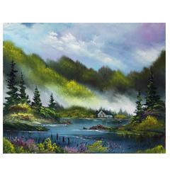 # 103 Chalet de montagne par Deny Cloutier