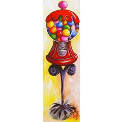 # 112 Mes bubbles gum par Sylvie Bearegard - Sybö