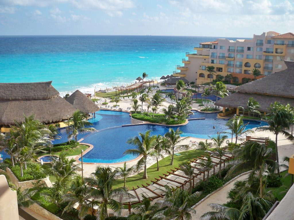Cancun (Mexique)