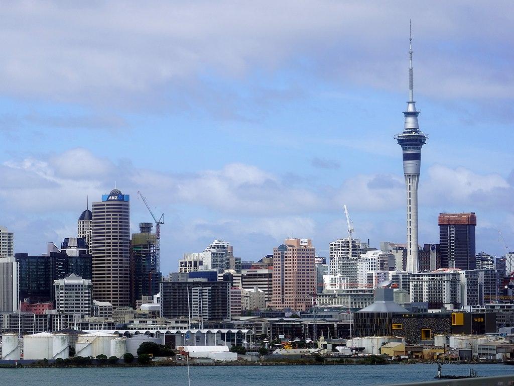 Auckland (Nouvelle-Zélande)