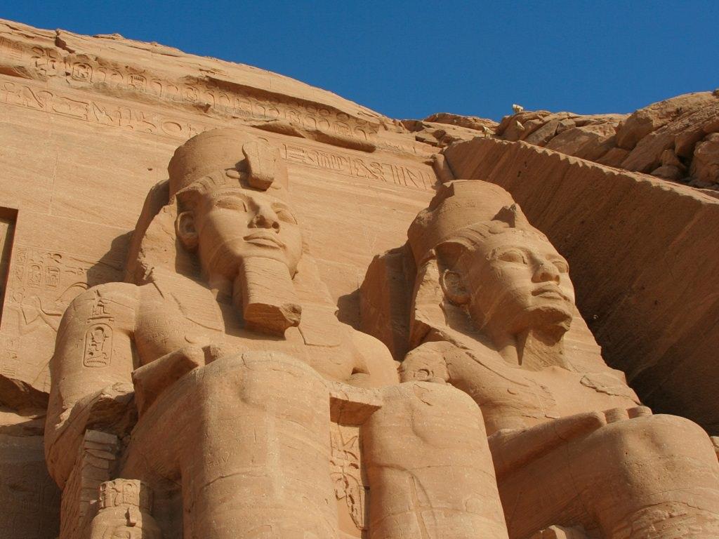 Abou Simbel (Égypte)