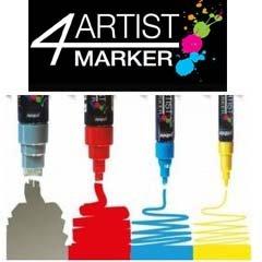 Marqueurs Pébéo 4 artist