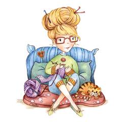 Cadeaux Crocheteuses - Collection Caroline Fellis
