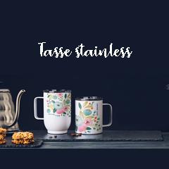 TASSE STAINLESS