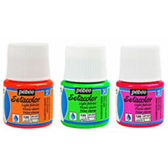 Sétacolor tissus clairs fluorescent