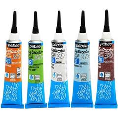 Sétacolor tubes 3D