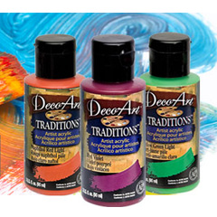 Peinture Traditions