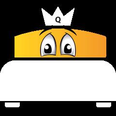 2b Grand lit (queen)