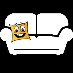 Causeuse et sofa